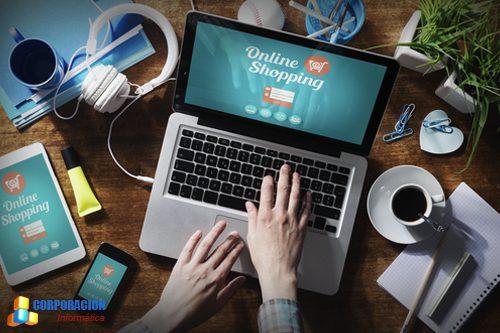 Comercio electrónico creación de una tienda online