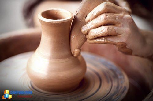 Curso de alfarero ceramista