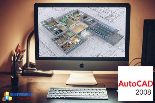 Curso de Autocad 2008 2D y 3D