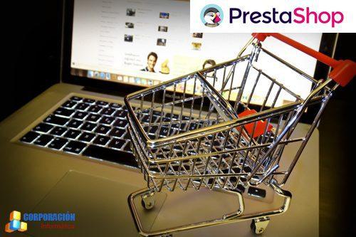 Experto en creación de tiendas virtuales con Prestashop