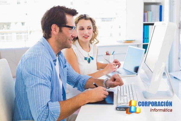 master en diseño gráfico - corporación informática