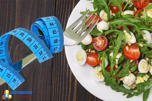 Curso de Alimentación y Dietética personal