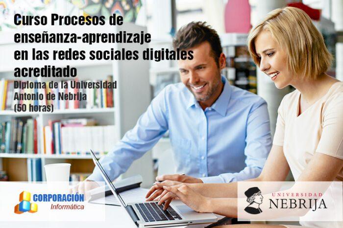 Procesos de enseñanza aprendizaje en las redes sociales digitales