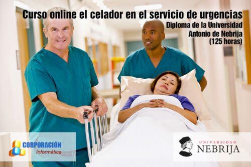 Curso online el celador en el servicio de urgencias