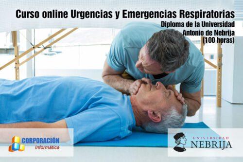 Curso online urgencias y emergencias respiratorias