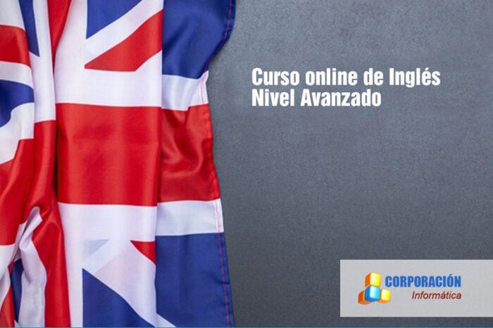 Curso online de Inglés nivel avanzado