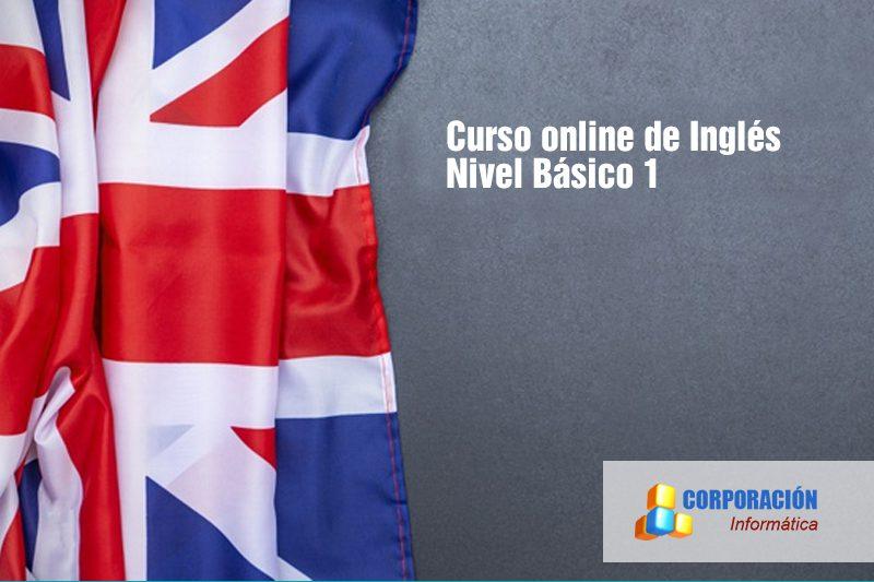 Curso online de Inglés Nivel Básico 1