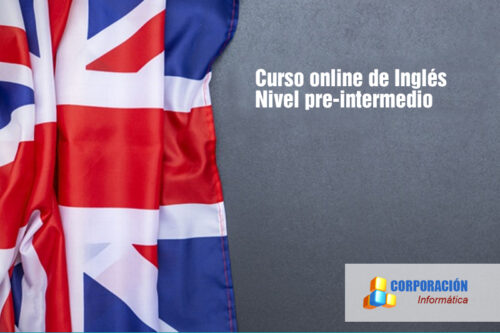 Curso online de Inglés nivel pre-intermedio