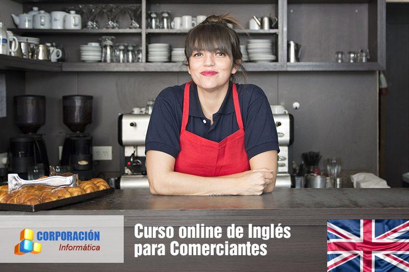 Curso online de Inglés para comerciantes