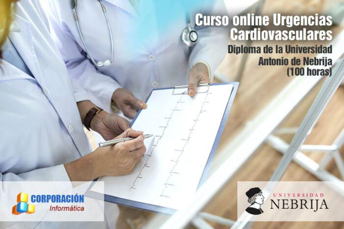 Curso online urgencias cardiovasculares