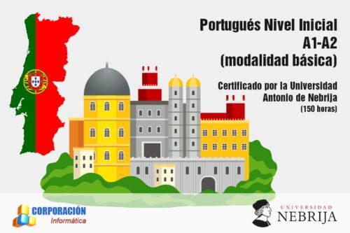 Curso Portugués Nivel Inicial A1 A2 Acreditado Universidad Nebrija